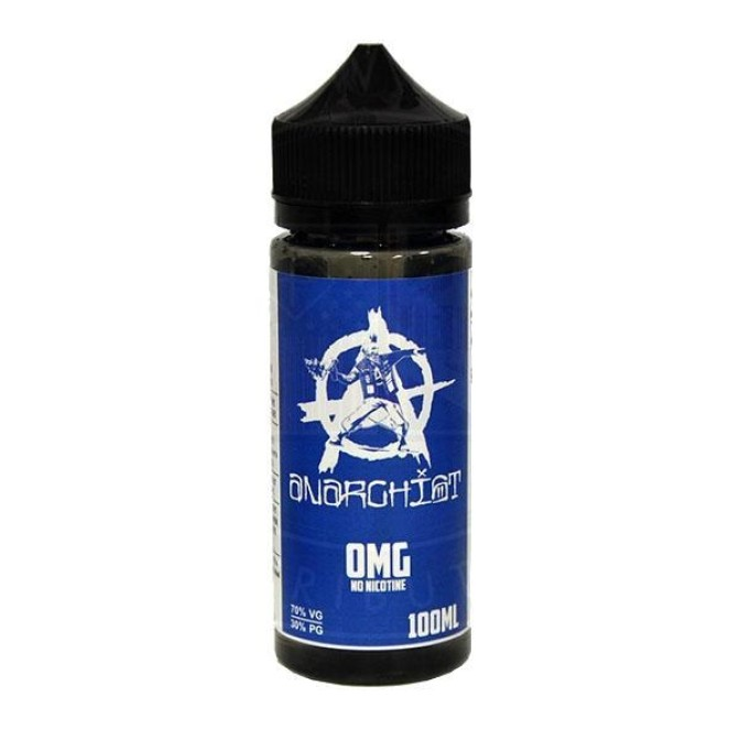 Anarchist - Blue 100ml Short Fill