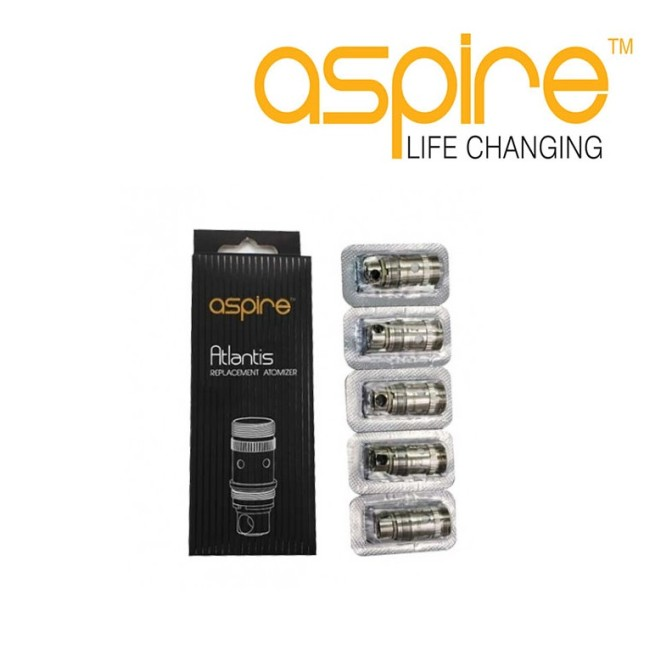 Aspire Atlantis 0.5ohm Coil
