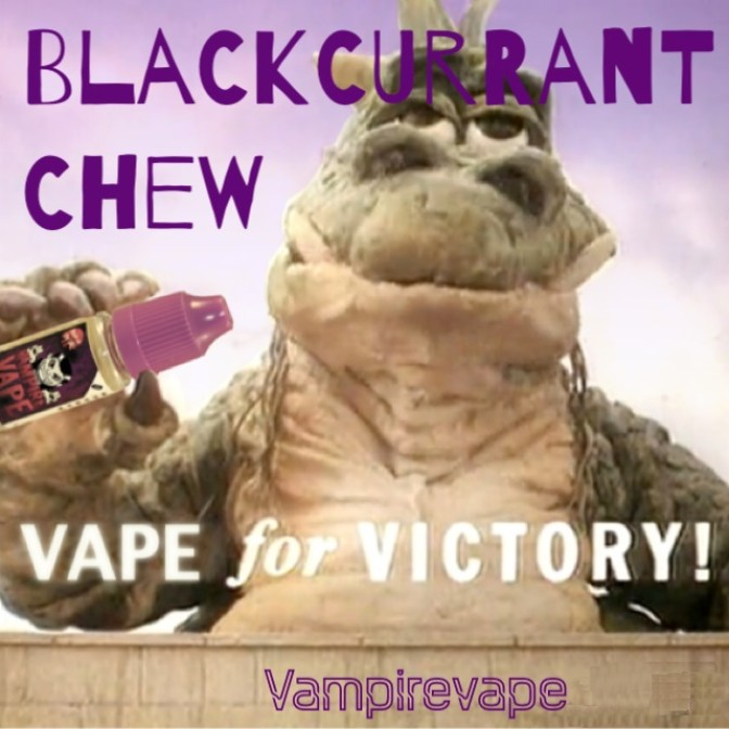 Vampire Vape - Blackcurrant Chew