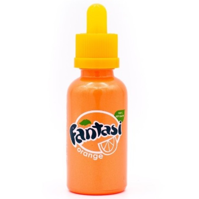 Fantasi - Orange 3mg 50ml Short Fill