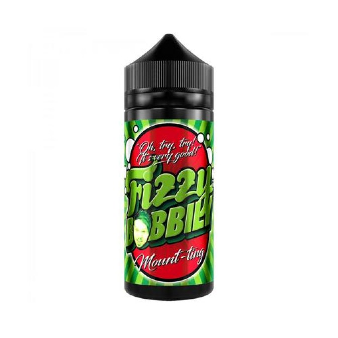 Fizzy Bubbily - Mount-ting 120ml Short Fill